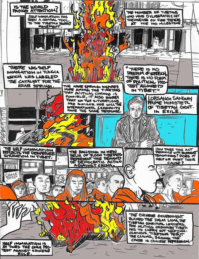 self immolation 3
